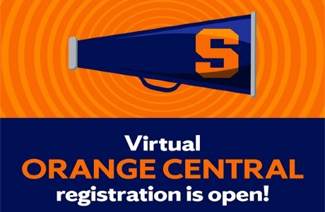 Register for Orange Central